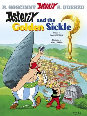Book Asterix And The Golden Sickle Pdf By Rene Goscinny Ebook