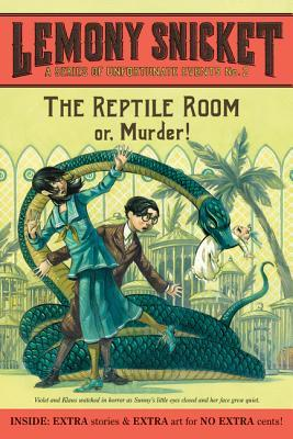 The Reptile Room A Series of Unfortunate Events