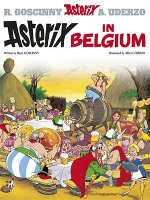 Asterix in Belgium by René Goscinny