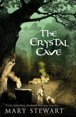 The crystal cave (merlin, #1) par Mary  Stewart