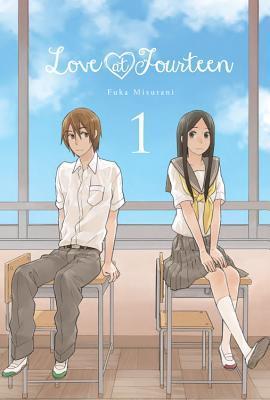 Love at Fourteen, Vol. 1 (Love at Fourteen, #1)