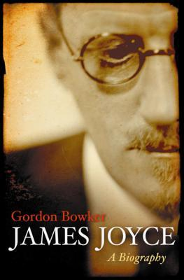 Image result for bowker james joyce life""