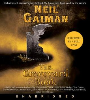 The Graveyard Book CD: Full Cast Production