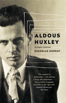Aldous Huxley by Nicholas  Murray