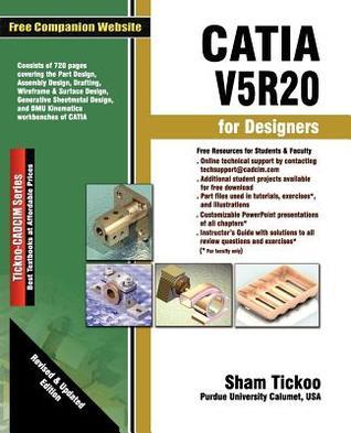 Catia V5 R20 For Designers