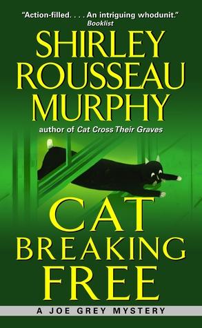 Cat Breaking Free by Shirley Rousseau Murphy
