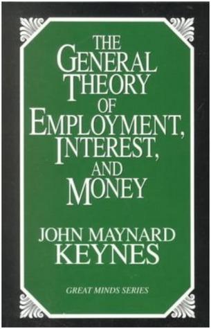 John maynard keynes book