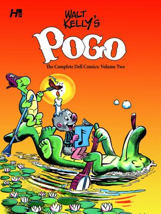 Walt Kelly's Pogo: The Complete Dell Comics Volume 2