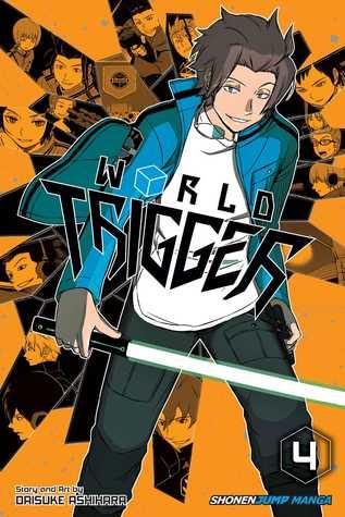 World Trigger, Vol. 4