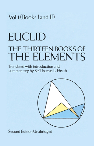 the thirteen books of the elements books 1 2 by euclid