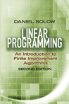 Download ebook Linear Programming: An Introduction to Finite Improvement Algorithms: Second Edition by Daniel Solow
