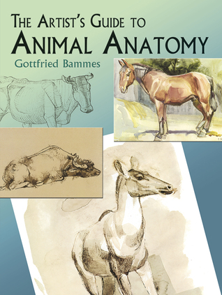 The artists guide to animal anatomy by gottfried bammes the artists guide to animal anatomy fandeluxe Gallery