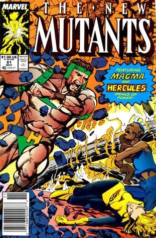 Faith (New Mutants, #81)
