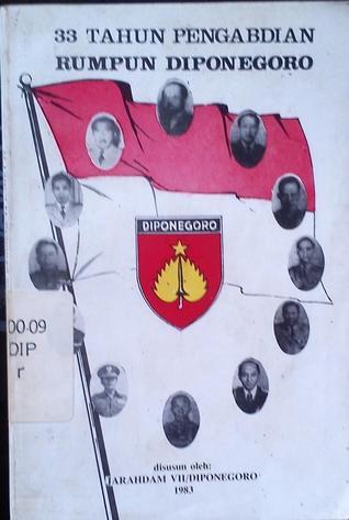 33 Tahun Pengabdian Rumpun Diponegoro