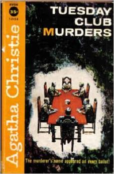 Tuesday Club Murder by Agatha Christie