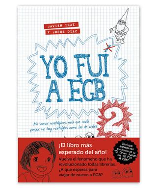 Yo fui a EGB 2 by Javier Ikaz