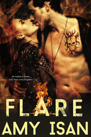 Flare by Amy Isan