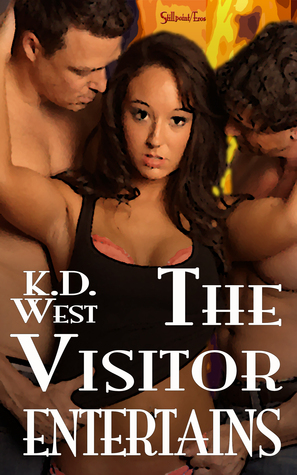 The Visitor Entertains (The Visitor, #5)