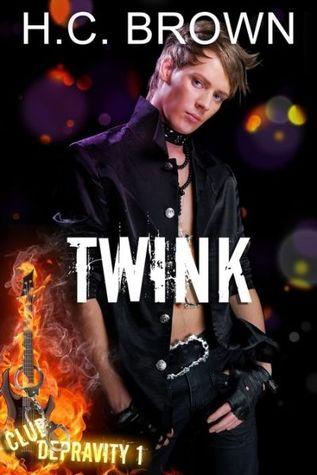 Twink (Club Depravity #1)