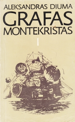 Grafas Montekristas, 1 knyga