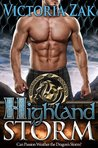 Highland Storm (Guardians of Scotland, #2)