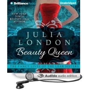 Téléchargements de livres en ligne gratuits Beauty Queen (Lear Family Trilogy, #2) by Julia London Narrator: Natalie Ross iBook