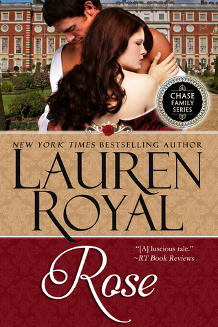 Rose(Chase Family Series 7)