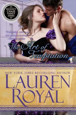 The Art of Temptation (Regency Chase Family Series #3)