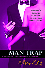 Man Trap (Boston Uncommons Mystery #2)