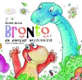 Bronto un dinozaur neastâmpărat