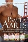 Game for Romance (The Tavonesi Series, Books 1-4)