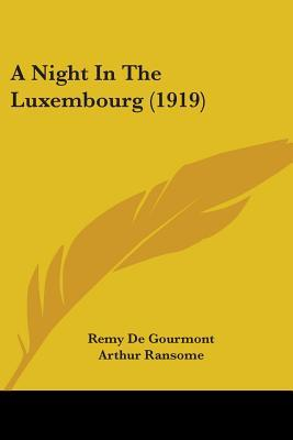 A Night in the Luxembourg (1919)