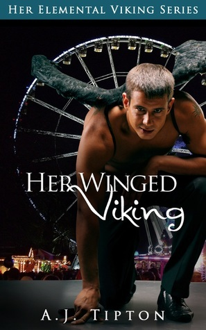 Her Winged Viking (Her Elemental Viking #3)