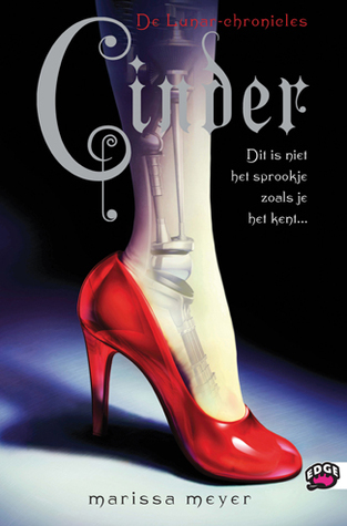 Cinder (The Lunar Chronicles #1) – Marissa Meyer