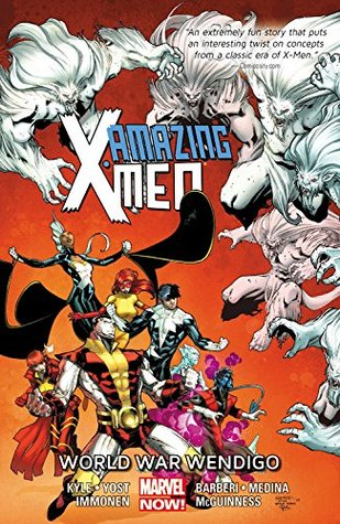 Amazing X-Men, Vol. 2: World War Wendigo
