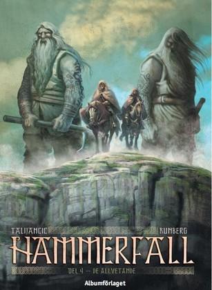 De allvetande (Hammerfall, #4)