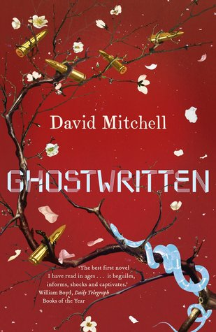 Ghostwritten by David Mitchell