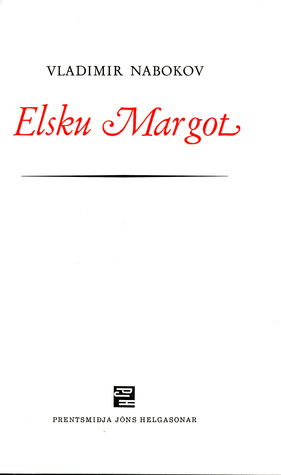 Elsku Margot