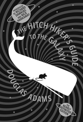 The Hitch Hiker's Guide to the Galaxy: The Nearly Definitive Edition (Hitchhiker's Guide to the Galaxy #1-5)