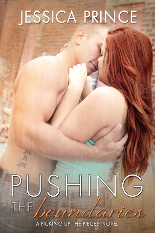 Pushing the Boundaries by Jessica Prince