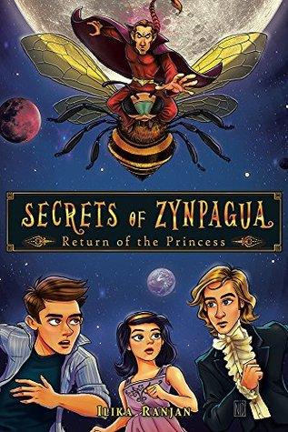 Secrets of Zynpagua: Return of the Princess