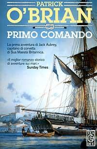 Primo comando by Patrick O'Brian