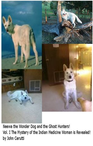 Neewa the Wonder Dog and the Ghost Hunters The Indian Medicine Woman's Mystery is Revealed