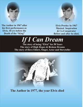 """If I Can Dream, the Story of """"Being Elvis"""" for 50 Years"""