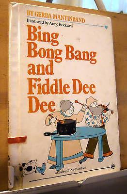 Bing Bong Bang and Fiddle Dee Dee