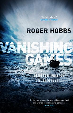 Vanishing Games by Roger Hobbs (2015, Hardcover)