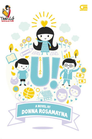 Hasil gambar untuk Donna Rosamayna – Novel U!