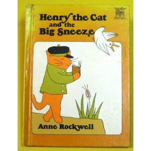 Henry the Cat and the Big Sneeze