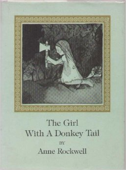 The Girl With A Donkey Tail