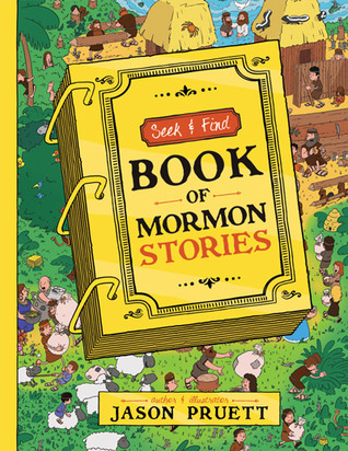 Seek and Find Bom Stories: Book of Mormon Stories